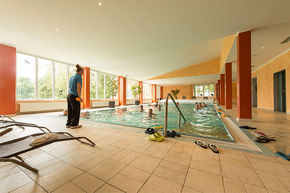 Schwimmbad-Klinik-Windach