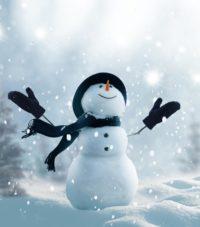 winterdepression-vorbeugen-froehlicher-schneemann